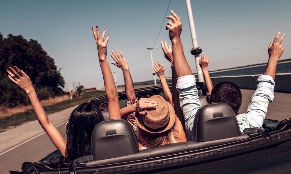 大麻を持って車で長旅に出かける時の7つのルールとアドバイス