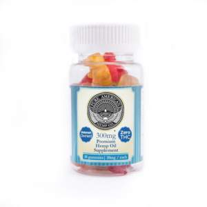 GoGreen Hemp CBD Gummy Bears